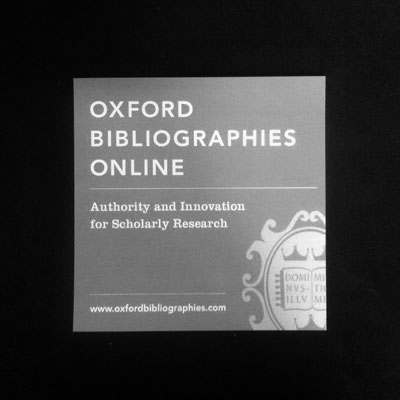 Oxford Bibliographies - African Studies - Architecture by Antoni Folkers