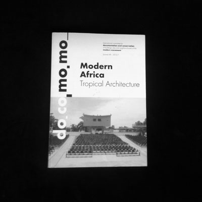 'Early Modern African Architecture. The House of Wonders Revisited' by Antoni Folkers